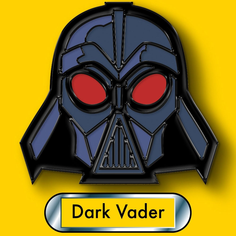 Image of Star Wars Darth Vader Enamel Pin