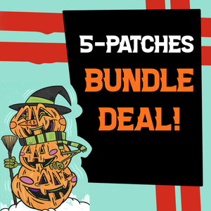 Image of Patches Bundle Deal