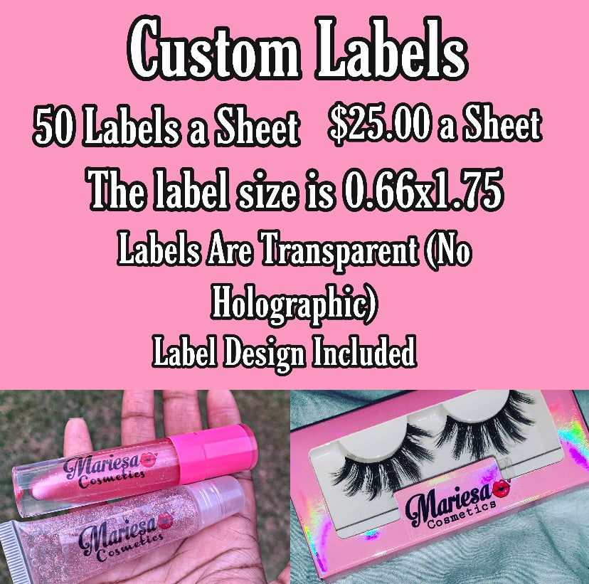 Image of Custom Labels