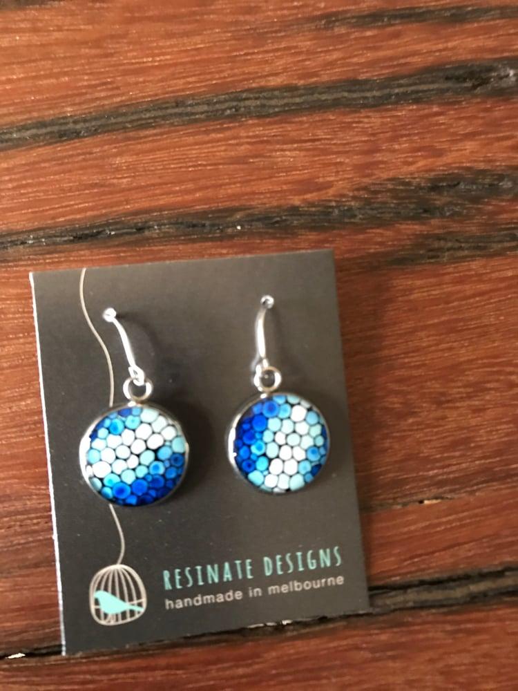 Image of Resinate earrings #8