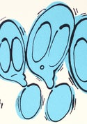 Print Bleu
