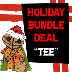 "Image of Holiday Bundle Deal ""TEE"""