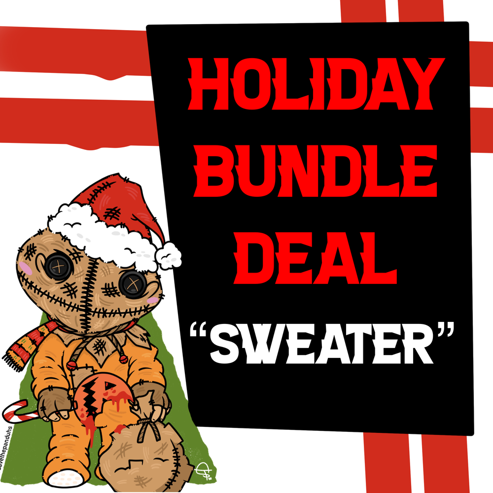 """Image of Holiday Bundle Deal """"SWEATER"""""""