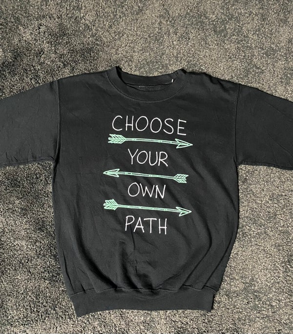 Image of CHOOSE YOUR OWN PATH