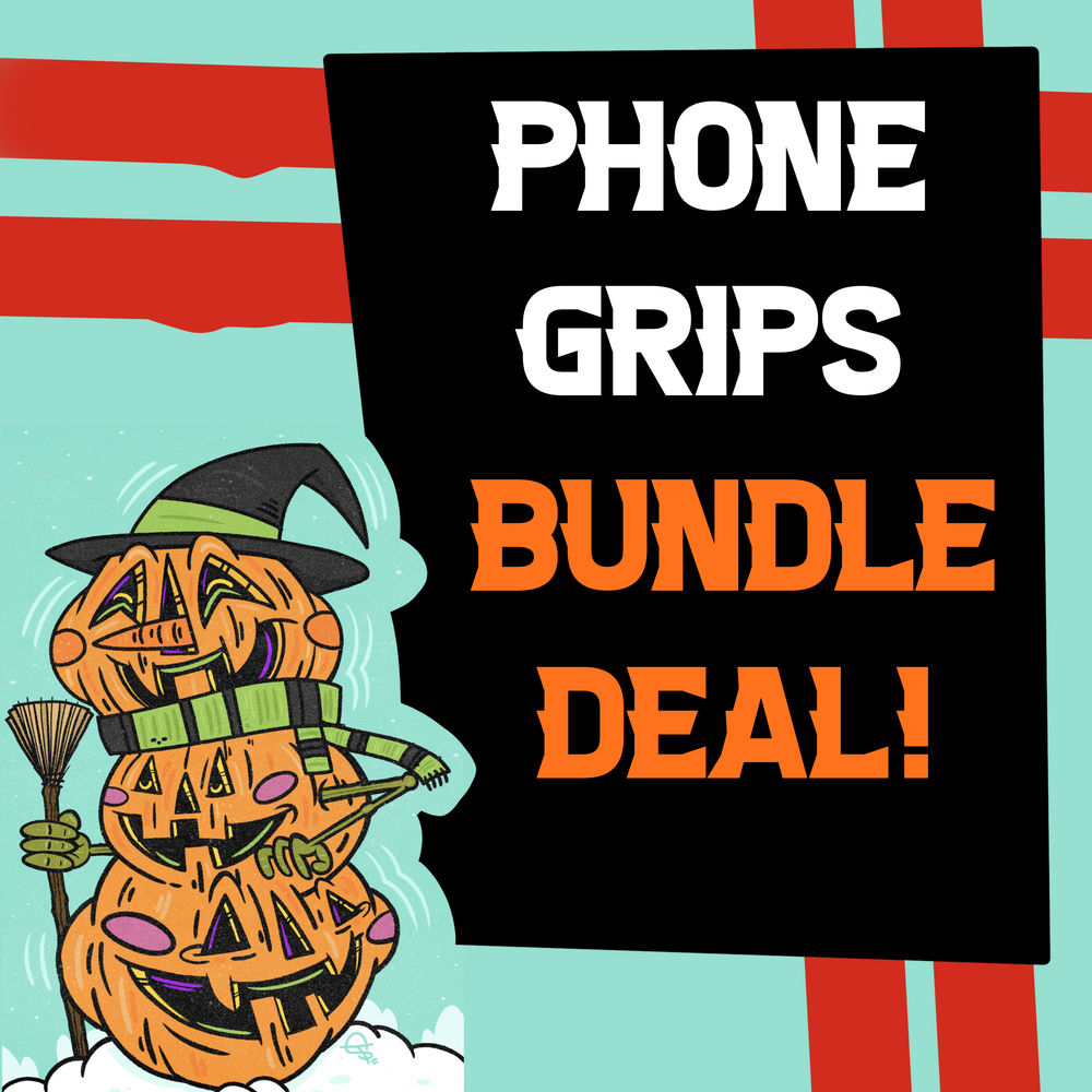 Image of Phone Grips Bundle Deal