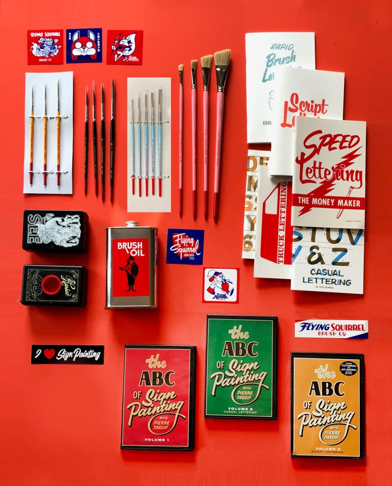 Image of Sign Painting  Super Pack