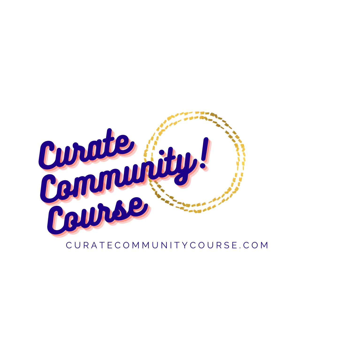 Image of [DIGITAL PRODUCT] Curate Community Course Pre-Sale