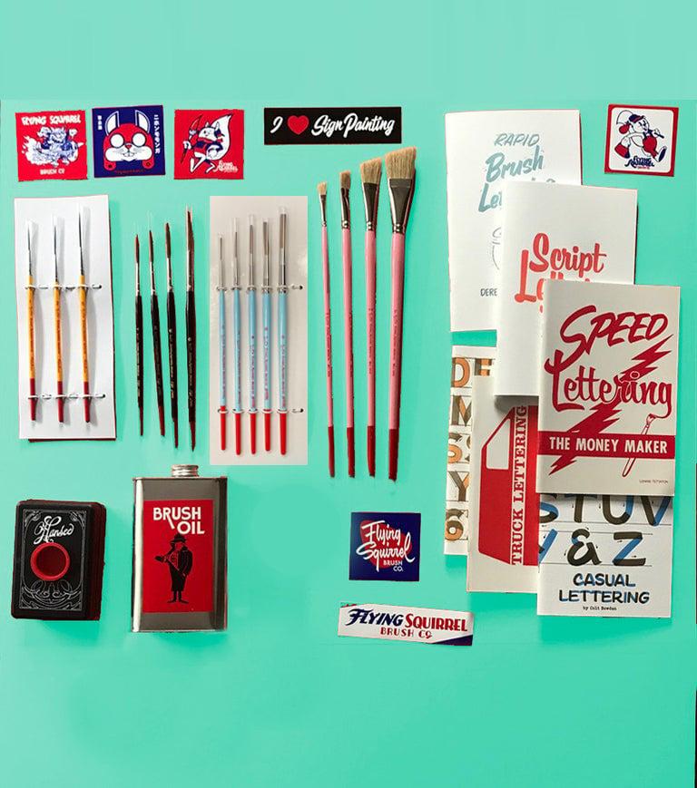 Image of Sign Painter Starter Pack