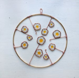 Image of Camomile Wreath no.5