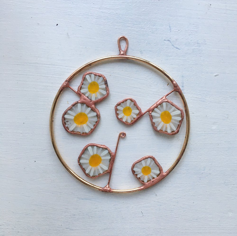 Image of Camomile Wreath no.4