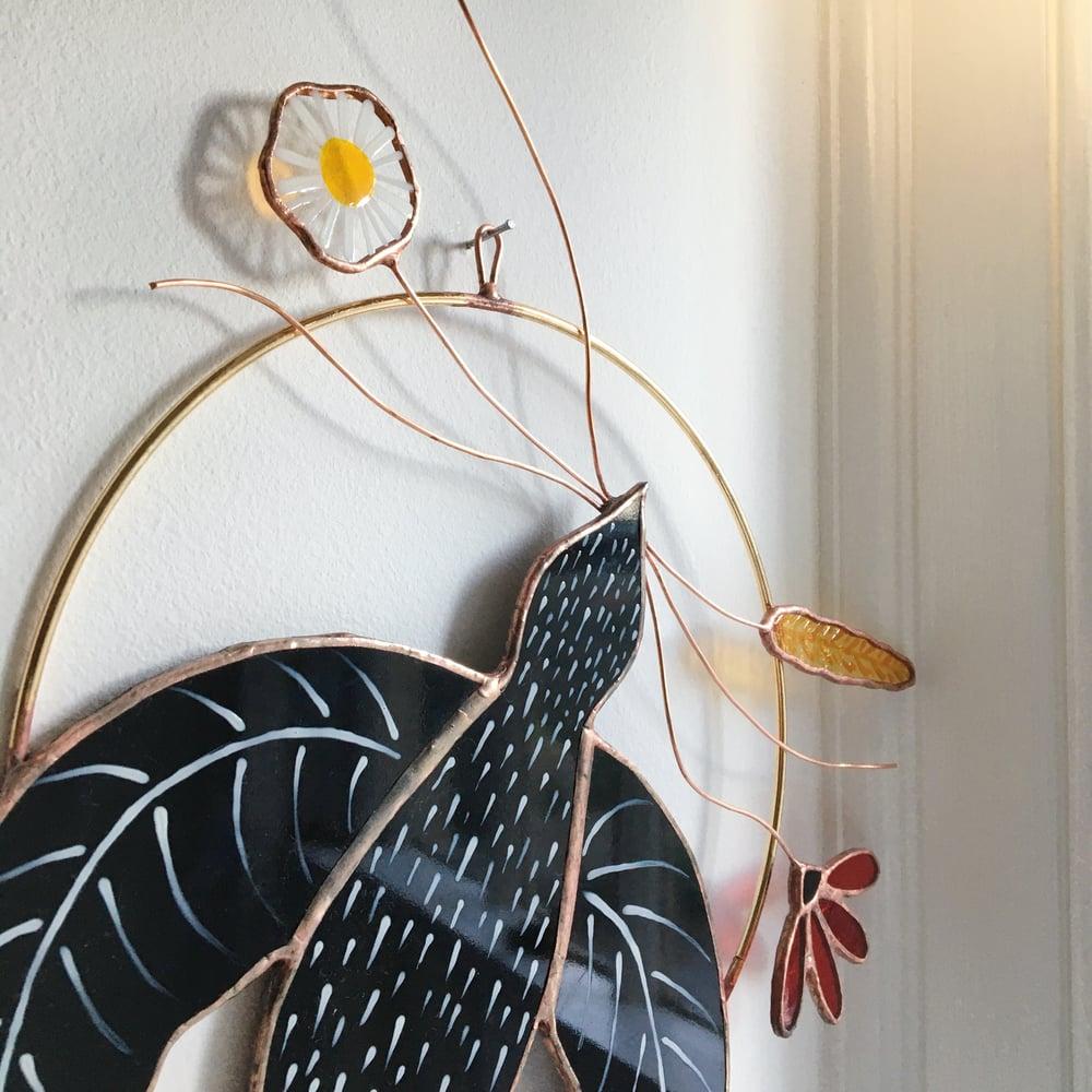 Image of Harvesting Bird no.2