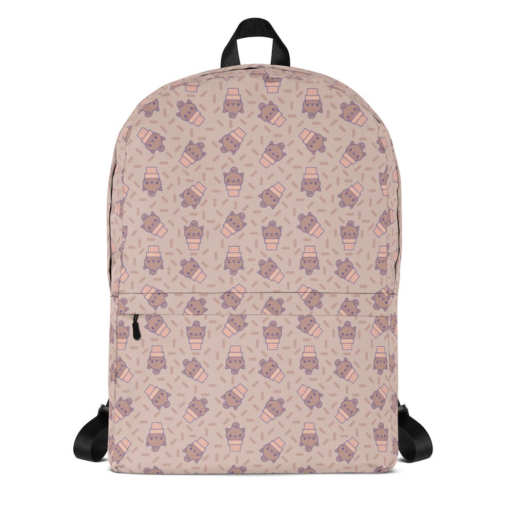 Image of Koko Pattern Backpack