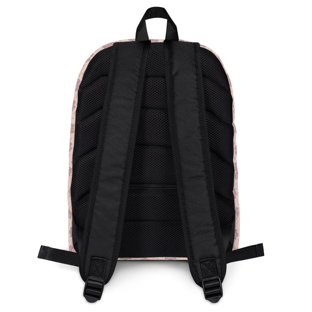 Image of Koko Pattern Backpack