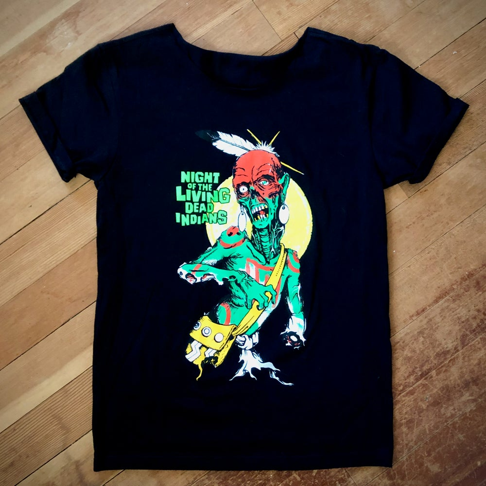 Image of Living Dead Swoop Tee
