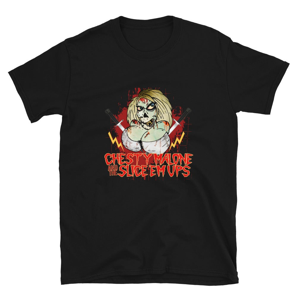 Image of Full color Chesty Malone LOGO t-shirt!! First time ever!!