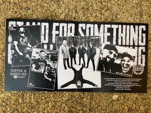 Image of SOLD OUT - Stand For Something or Fall For Anything EP