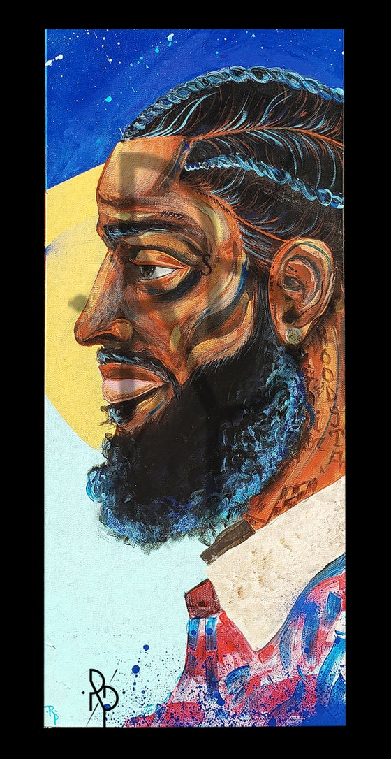 Image of Mercy: Tribute to Nipsey Hussle