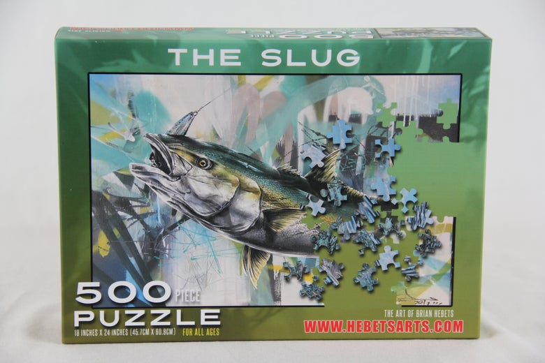 Image of The Slug Puzzle