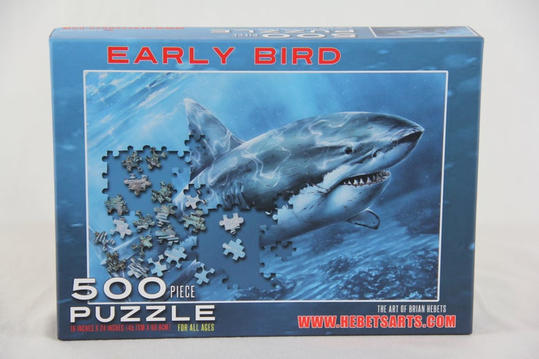 Image of Early Bird puzzle