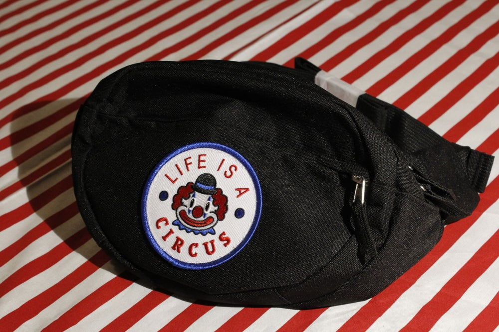 Life is a Circus Fanny Pack