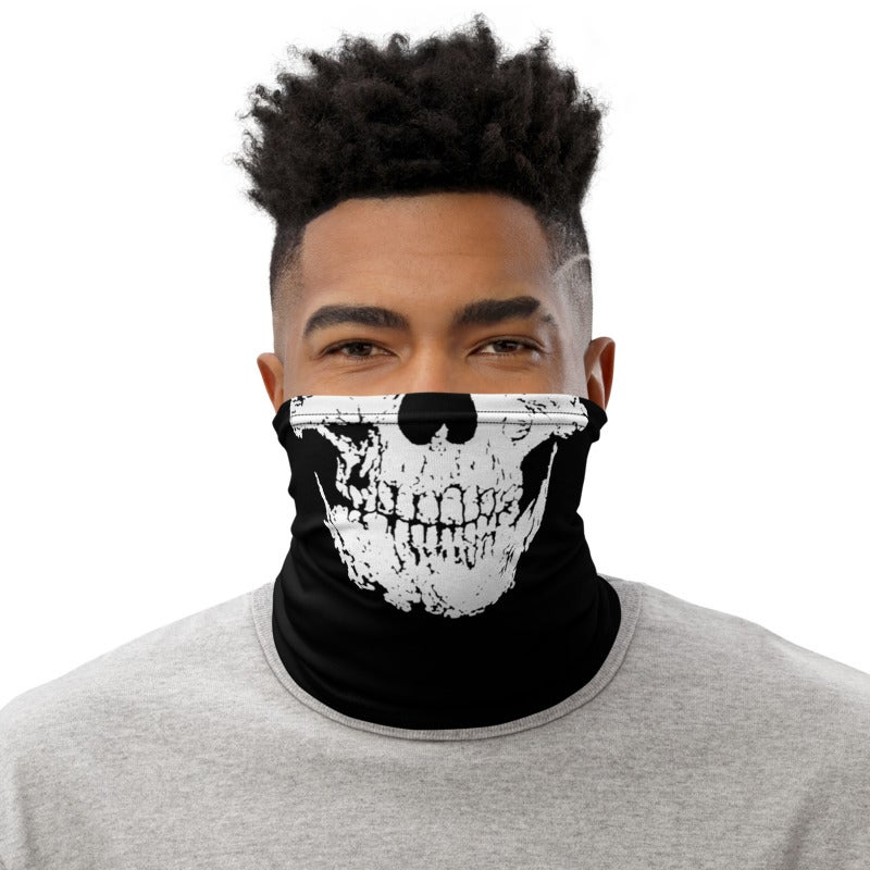Image of Skull Neck Gaiter