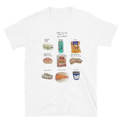 Image of WDYFNY? Short-Sleeve Unisex T-Shirt