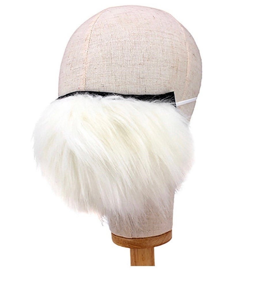 Image of Faux Fur Mask
