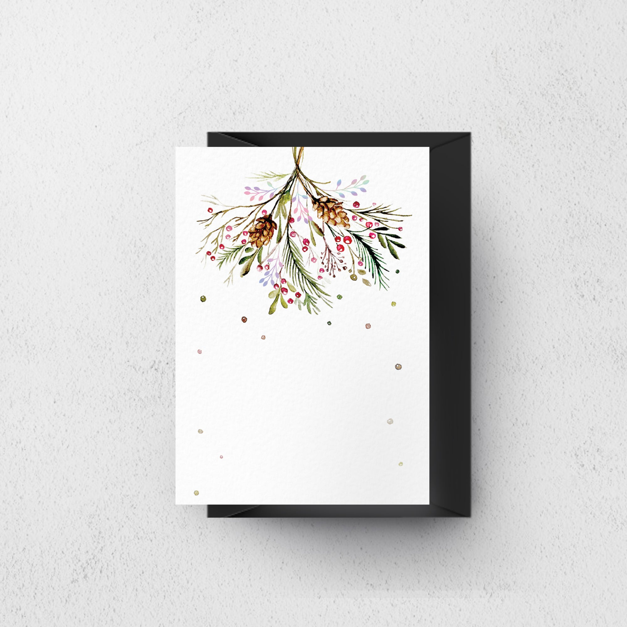 Image of Personalised Greeting Card 02