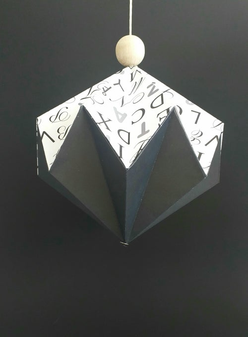Image of Origami - Papperskula
