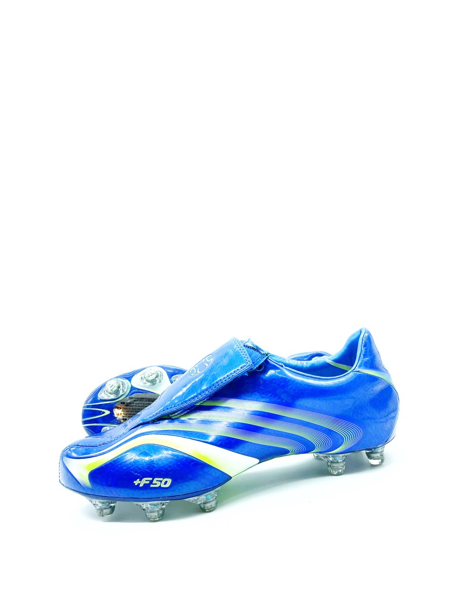 Image of Adidas F50.6 Blue FG