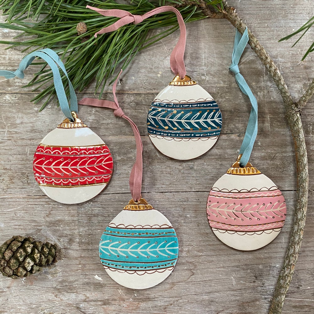 Image of Round Bauble Decoration
