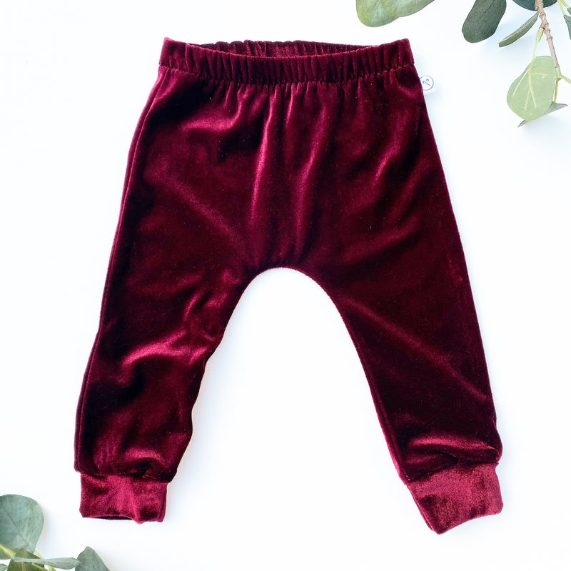 Image of Velvet Leggings