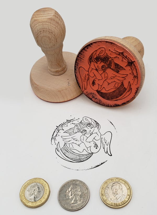 Image of Pony Rubber Stamps