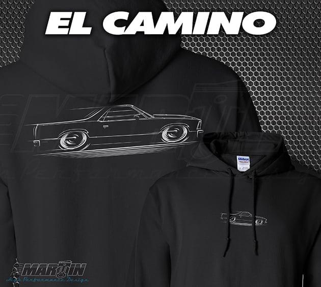Image of El Camino T-Shirts, Hoodies Banners