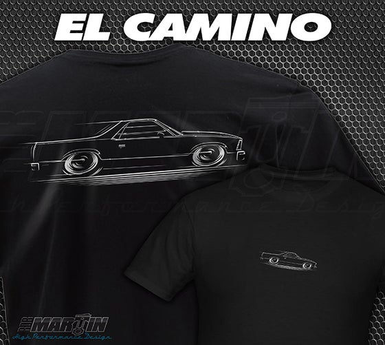 Image of El Camino T-Shirts, Hoodies Banners