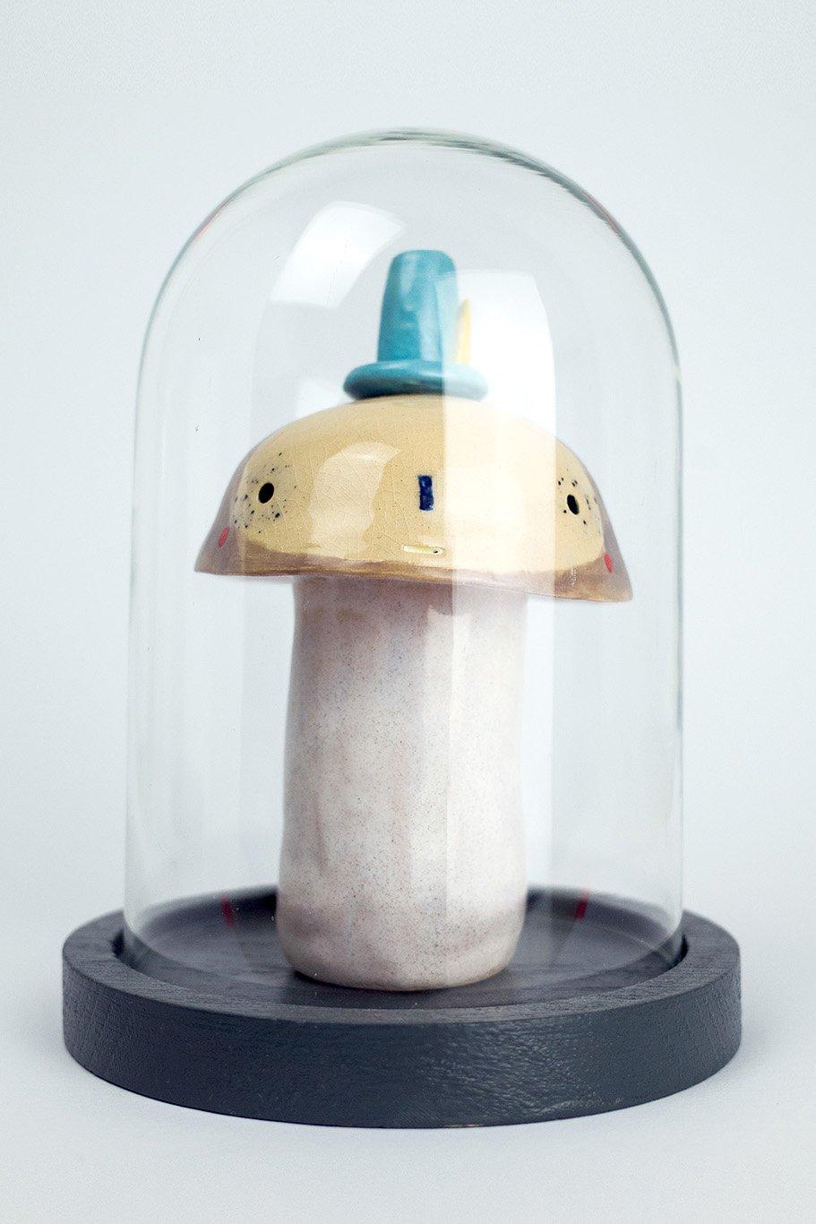 Image of Pilz mit Hut No. 2