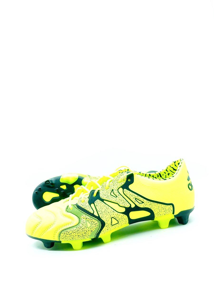 Image of Adidas 15.1 FG Leather yellow