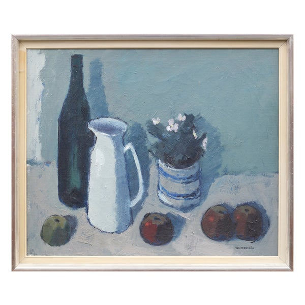 Image of Swedish Still Life NILS INGVAR WALTERSTRÖM (1920 - 1988)