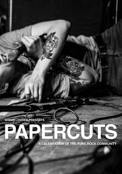 Image of PAPERCUTS #1: A Celebration of Community Spirit (Paperback)