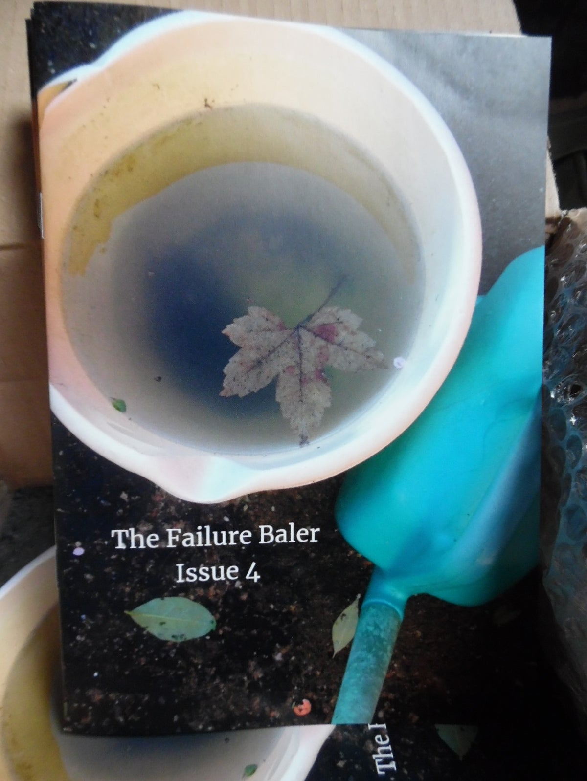 Image of The Failure Baler - Issue 4