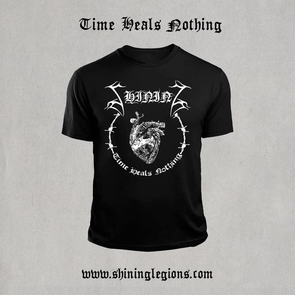 "Image of Shining ""Time Heals Nothing 2020"" T-Shirt"