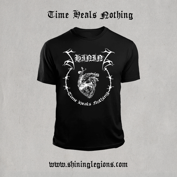 "Image of Shining ""Time Heals Nothing 2020"" T-Shirt"