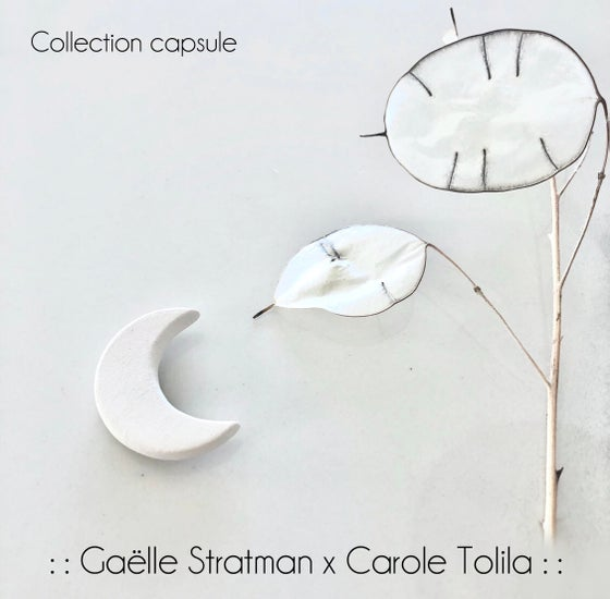 Image of :: Aimants Lune :: Gaëlle Stratman x Carole Tolila ::