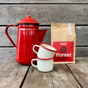 Image of fforest cowboy coffee set