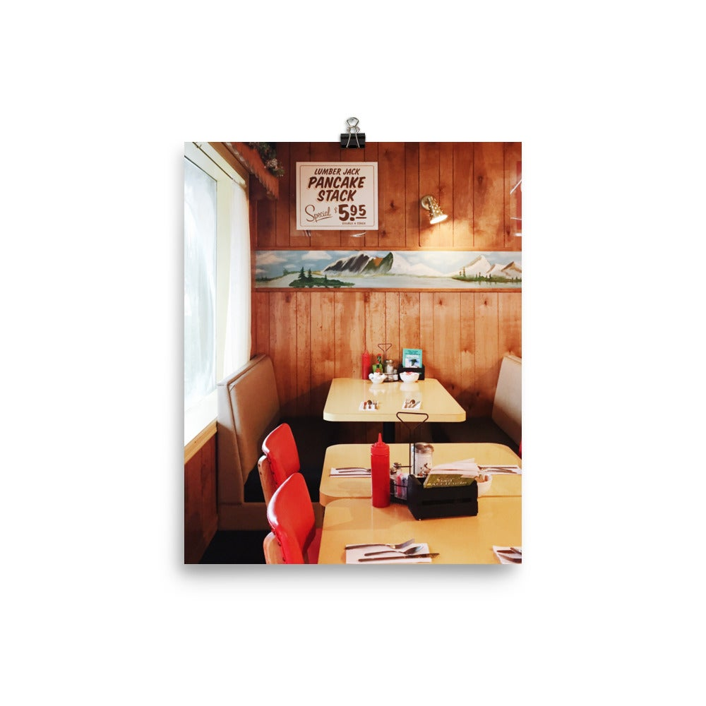 Image of TWIN PEAKS DOUBLE R DINER
