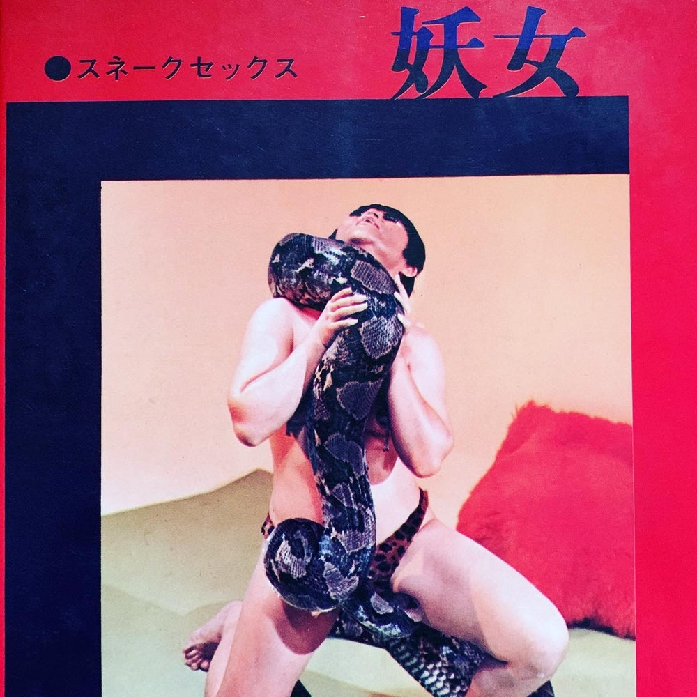 Image of (Snake Sex) (蛇と妖女) (1971)