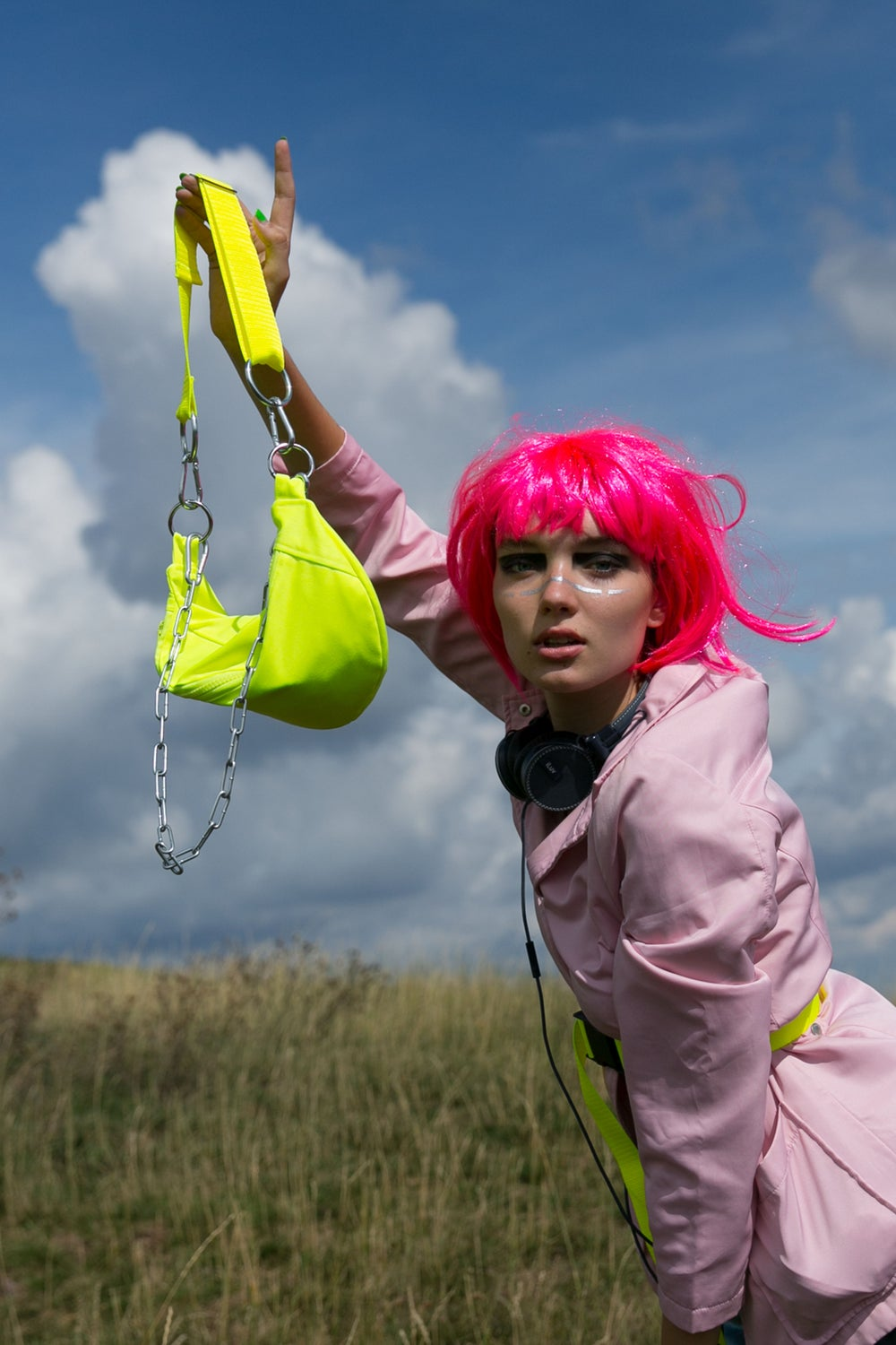 Image of Neon Fanny Pack
