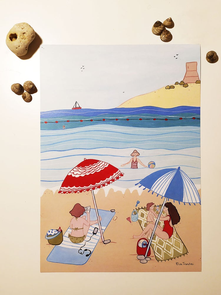 Image of Poster Beach