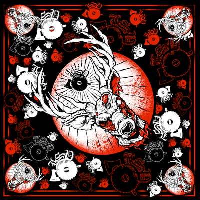 Image of LSP :  20Th ANNIVERSARY  EST. 2000 BANDANA