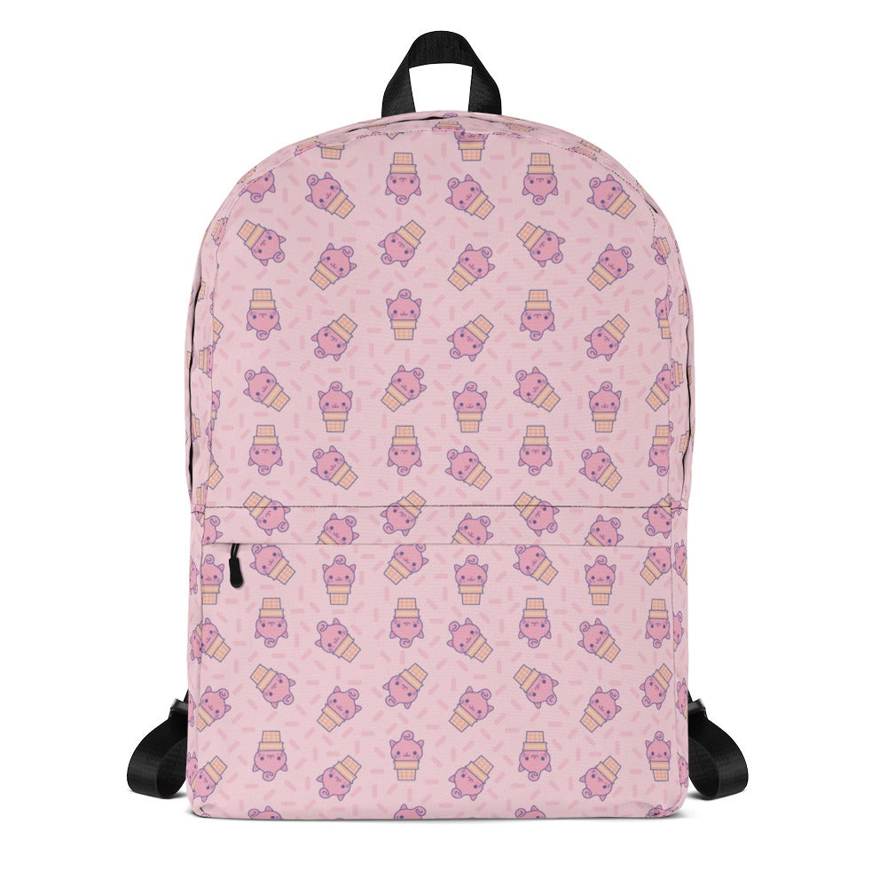 Image of Miyu Pattern Backpack